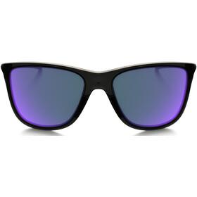 Oakley Reverie Glasses Women, black ink/violet iridium